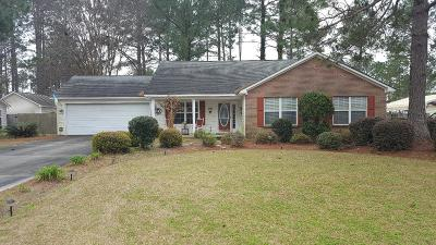 Brookfield, Chula, Tifton, Irwinville, Omega, Poulan, Sycamore, Sumner, Ty Ty, Ashburn, Rebecca Single Family Home For Sale: 814 E 46th St