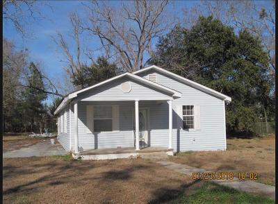 Ocilla, Irwinville, Chula, Wray , Abbeville, Fitzgerald, Mystic, Ashburn, Sycamore, Rebecca Single Family Home For Sale: 150 Lonnie Brown Drive