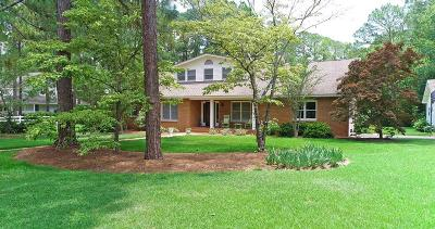 Brookfield, Chula, Tifton, Irwinville, Omega, Poulan, Sycamore, Sumner, Ty Ty, Ashburn, Rebecca Single Family Home For Sale: 2605 Hall Avenue