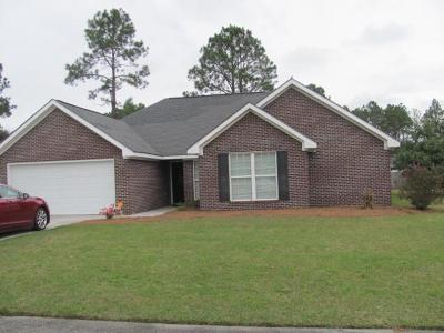 Brookfield, Chula, Tifton, Irwinville, Omega, Poulan, Sycamore, Sumner, Ty Ty, Ashburn, Rebecca Single Family Home For Sale: 228 Cypress Ridge Road