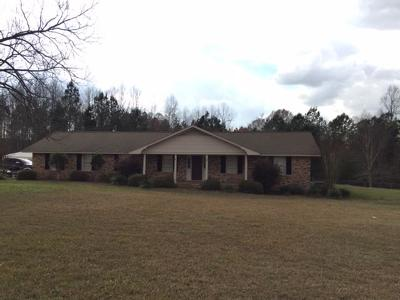 Brookfield, Chula, Tifton, Irwinville, Omega, Poulan, Sycamore, Sumner, Ty Ty, Ashburn, Rebecca Single Family Home For Sale: 375 Hickory Springs Church Rd