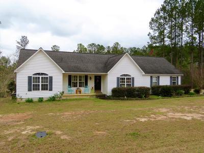 Ocilla, Irwinville, Chula, Wray , Abbeville, Fitzgerald, Mystic, Ashburn, Sycamore, Rebecca Single Family Home For Sale: 159 Deerwood Drive