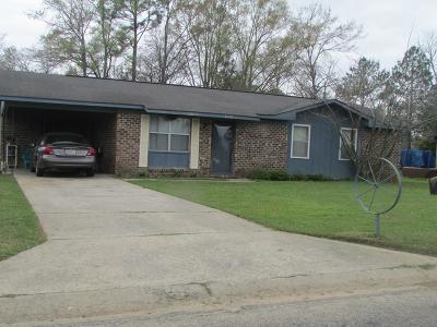 Ocilla, Irwinville, Chula, Wray , Abbeville, Fitzgerald, Mystic, Ashburn, Sycamore, Rebecca Single Family Home For Sale: 412 N Fieldstone Dr.