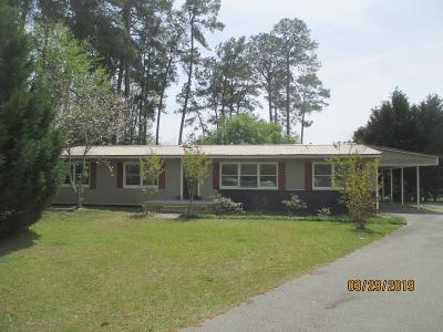 Single Family Home For Sale: 1510 Cecil Hwy
