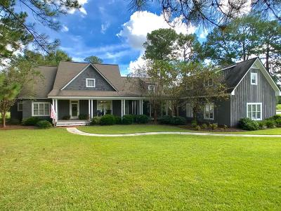 Brookfield, Chula, Tifton, Irwinville, Omega, Poulan, Sycamore, Sumner, Ty Ty, Ashburn, Rebecca Single Family Home For Sale: 7233 E Northgate Dr