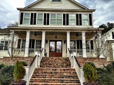 Brookfield, Chula, Tifton, Irwinville, Omega, Poulan, Sycamore, Sumner, Ty Ty, Ashburn, Rebecca Single Family Home For Sale: 112 Edgewater