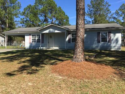 Brookfield, Chula, Tifton, Irwinville, Omega, Poulan, Sycamore, Sumner, Ty Ty, Ashburn, Rebecca Single Family Home For Sale: 1115 E Martin Ave