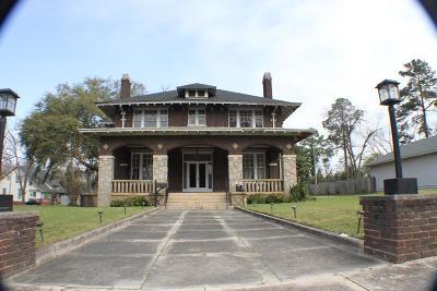 Lake Blackshear, Cordele, Warwick, Arabi, Ashburn, Rebecca, Sycamore Single Family Home For Sale: 501 E 13th Avenue