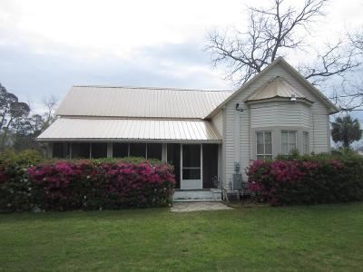 Brookfield, Chula, Tifton, Irwinville, Omega, Poulan, Sycamore, Sumner, Ty Ty, Ashburn, Rebecca Single Family Home For Sale: 220 NW Hunton St
