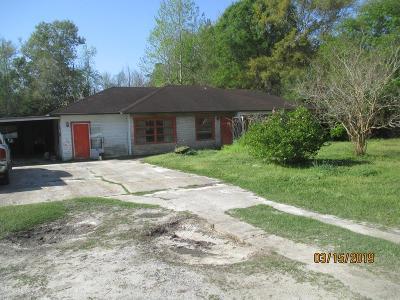 Single Family Home For Sale: 403 Futch