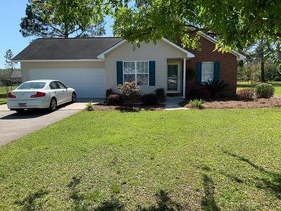 Brookfield, Chula, Tifton, Irwinville, Omega, Poulan, Sycamore, Sumner, Ty Ty, Ashburn, Rebecca Single Family Home For Sale: 7 Tweedside Way
