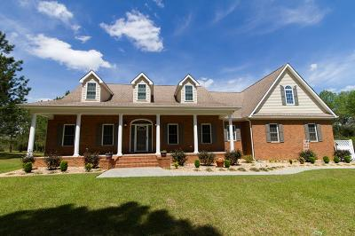 Brookfield, Chula, Tifton, Irwinville, Omega, Poulan, Sycamore, Sumner, Ty Ty, Ashburn, Rebecca Single Family Home For Sale: 39 Ousley Drive