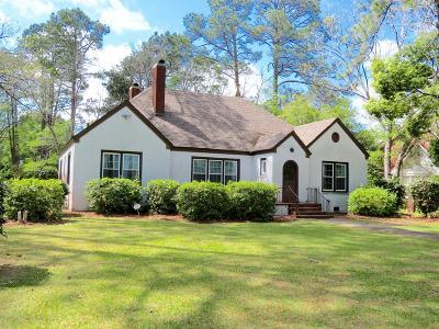 Ocilla, Irwinville, Chula, Wray , Abbeville, Fitzgerald, Mystic, Ashburn, Sycamore, Rebecca Single Family Home For Sale: 114 N Merrimac Drive