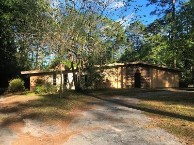 Ocilla, Irwinville, Chula, Wray , Abbeville, Fitzgerald, Mystic, Ashburn, Sycamore, Rebecca Single Family Home For Sale: 110 Pine Needle Rd