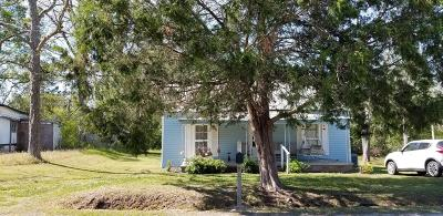 Brookfield, Chula, Tifton, Irwinville, Omega, Poulan, Sycamore, Sumner, Ty Ty, Ashburn, Rebecca Single Family Home For Sale: 114 SE Railroad St.