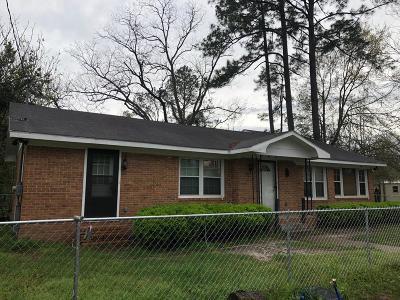 Ocilla, Irwinville, Chula, Wray , Abbeville, Fitzgerald, Mystic, Ashburn, Sycamore, Rebecca Single Family Home For Sale: 204 N Lincoln Street