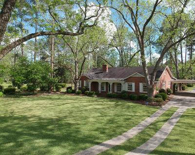 Ocilla, Irwinville, Chula, Wray , Abbeville, Fitzgerald, Mystic, Ashburn, Sycamore, Rebecca Single Family Home For Sale: 616 W Fourth