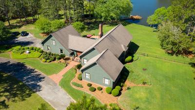 Brookfield, Chula, Tifton, Irwinville, Omega, Poulan, Sycamore, Sumner, Ty Ty, Ashburn, Rebecca Single Family Home For Sale: 639 Zion Hope Rd