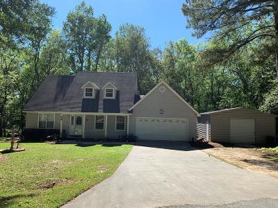 Brookfield, Chula, Tifton, Irwinville, Omega, Poulan, Sycamore, Sumner, Ty Ty, Ashburn, Rebecca Single Family Home For Sale: 1702 Kimberly Court