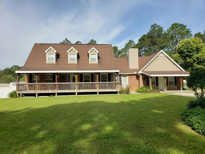 Brookfield, Chula, Tifton, Irwinville, Omega, Poulan, Sycamore, Sumner, Ty Ty, Ashburn, Rebecca Single Family Home For Sale: 2406 N Central Ave