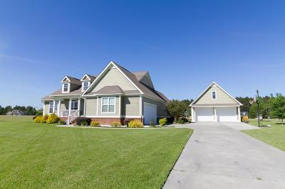 Brookfield, Chula, Tifton, Irwinville, Omega, Poulan, Sycamore, Sumner, Ty Ty, Ashburn, Rebecca Single Family Home For Sale: 165 Brownlee Circle