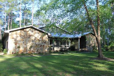 Brookfield, Chula, Tifton, Irwinville, Omega, Poulan, Sycamore, Sumner, Ty Ty, Ashburn, Rebecca Single Family Home For Sale: 467 Adams Road