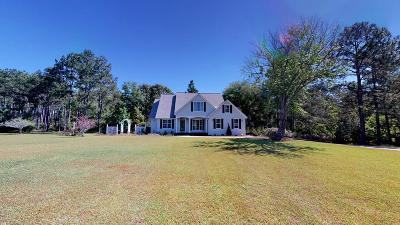 Brookfield, Chula, Tifton, Irwinville, Omega, Poulan, Sycamore, Sumner, Ty Ty, Ashburn, Rebecca Single Family Home For Sale: 93 Holland Road