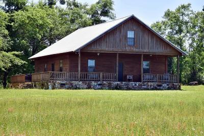 Ocilla, Irwinville, Chula, Wray , Abbeville, Fitzgerald, Mystic, Ashburn, Sycamore, Rebecca Single Family Home For Sale: 3645x Walker Road
