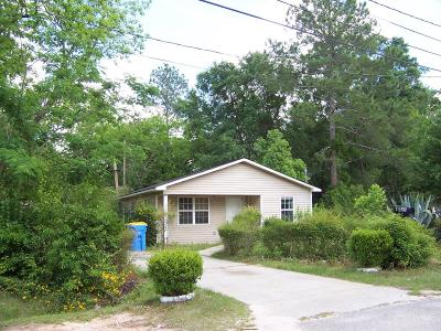 Brookfield, Chula, Tifton, Irwinville, Omega, Poulan, Sycamore, Sumner, Ty Ty, Ashburn, Rebecca Single Family Home For Sale: 1105 S College Circle