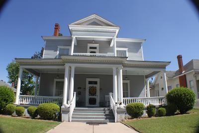 Lake Blackshear, Cordele, Warwick, Arabi, Ashburn, Rebecca, Sycamore Single Family Home For Sale: 509 E 13th Avenue