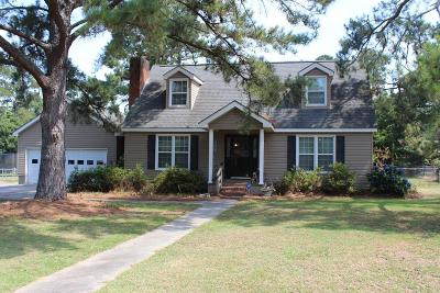 Brookfield, Chula, Tifton, Irwinville, Omega, Poulan, Sycamore, Sumner, Ty Ty, Ashburn, Rebecca Single Family Home For Sale: 2605 Northfield Road