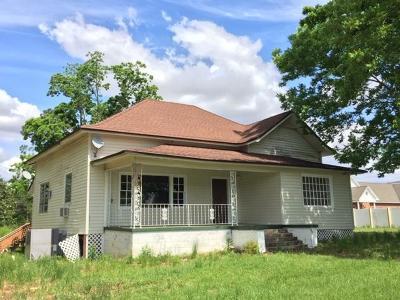 Ocilla, Irwinville, Chula, Wray , Abbeville, Fitzgerald, Mystic, Ashburn, Sycamore, Rebecca Single Family Home For Sale: 3031 Us Hwy 41 S