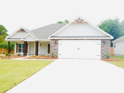 Brookfield, Chula, Tifton, Irwinville, Omega, Poulan, Sycamore, Sumner, Ty Ty, Ashburn, Rebecca Single Family Home For Sale: 639 Osprey Circle