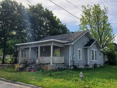 Brookfield, Chula, Tifton, Irwinville, Omega, Poulan, Sycamore, Sumner, Ty Ty, Ashburn, Rebecca Single Family Home For Sale: 302 Alder Street