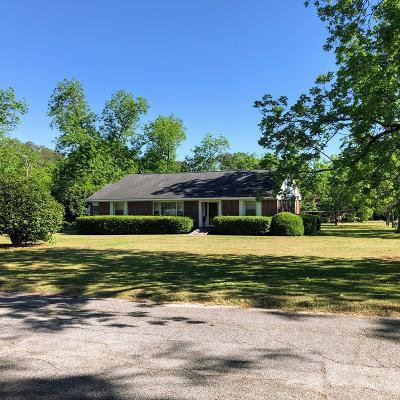 Ocilla, Irwinville, Chula, Wray , Abbeville, Fitzgerald, Mystic, Ashburn, Sycamore, Rebecca Single Family Home For Sale: 108 W Henderson St
