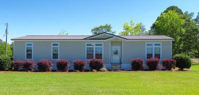 Ocilla, Irwinville, Chula, Wray , Abbeville, Fitzgerald, Mystic, Ashburn, Sycamore, Rebecca Single Family Home For Sale: 559 Oriole Road