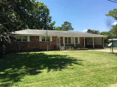 Single Family Home For Sale: 1812 N Park Ave