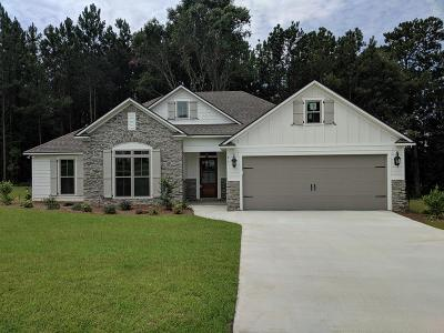 Brookfield, Chula, Tifton, Irwinville, Omega, Poulan, Sycamore, Sumner, Ty Ty, Ashburn, Rebecca Single Family Home For Sale: 51 Jack's Way