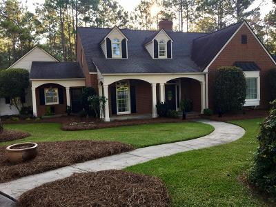 Brookfield, Chula, Tifton, Irwinville, Omega, Poulan, Sycamore, Sumner, Ty Ty, Ashburn, Rebecca Single Family Home For Sale: 1201 Shephan Court