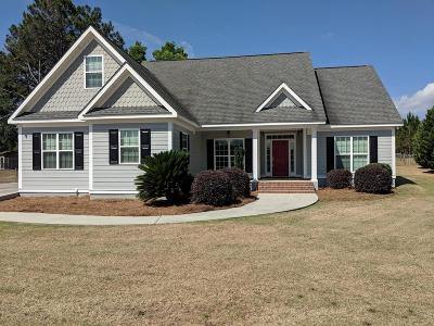 Brookfield, Chula, Tifton, Irwinville, Omega, Poulan, Sycamore, Sumner, Ty Ty, Ashburn, Rebecca Single Family Home For Sale: 810 Rutland Road