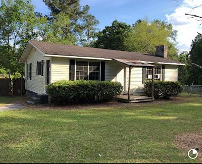 Brookfield, Chula, Tifton, Irwinville, Omega, Poulan, Sycamore, Sumner, Ty Ty, Ashburn, Rebecca Single Family Home For Sale: 131 Richardson