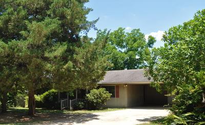 Ocilla, Irwinville, Chula, Wray , Abbeville, Fitzgerald, Mystic, Ashburn, Sycamore, Rebecca Single Family Home For Auction: 223 Wilson Avenue
