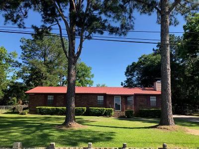 Brookfield, Chula, Tifton, Irwinville, Omega, Poulan, Sycamore, Sumner, Ty Ty, Ashburn, Rebecca Single Family Home For Sale: 110 Sycamore St