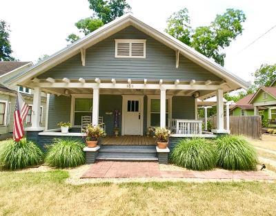 Ocilla, Irwinville, Chula, Wray , Abbeville, Fitzgerald, Mystic, Ashburn, Sycamore, Rebecca Single Family Home For Sale: 109 S Merrimac Drive