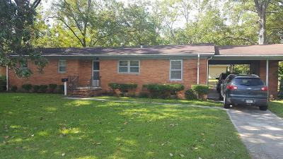 Single Family Home For Sale: 143 Irwinville Hwy