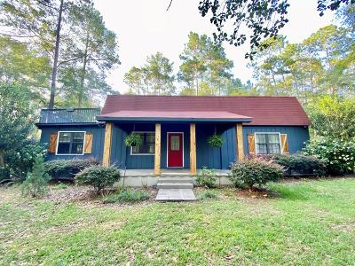 Brookfield, Chula, Tifton, Irwinville, Omega, Poulan, Sycamore, Sumner, Ty Ty, Ashburn, Rebecca Single Family Home For Sale: 585 Harold Tyson Road