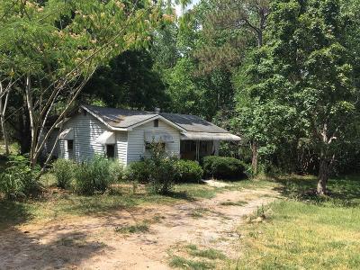 Ocilla, Irwinville, Chula, Wray , Abbeville, Fitzgerald, Mystic, Ashburn, Sycamore, Rebecca Single Family Home For Sale: 348 Camp Brooklyn Rd