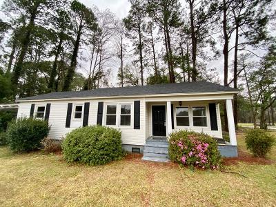 Brookfield, Chula, Tifton, Irwinville, Omega, Poulan, Sycamore, Sumner, Ty Ty, Ashburn, Rebecca Single Family Home For Sale: 415 E 16th Street