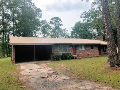 Single Family Home For Sale: 117 Puckett Ave