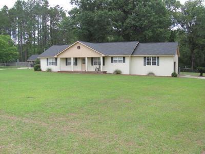 Single Family Home For Sale: 29 Wood Triple Lake Road